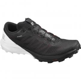 Zapatillas trail running Salomon Sense 4 Pro negro hombre