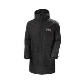 Chaqueton outdoor Rigging Coat Helly Hansen negro hombre