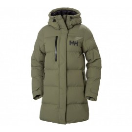 Chaqueton 3/4  Adore Puffy Helly Hansen kaky mujer