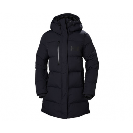 Chaqueton 3/4  Adore Puffy Helly Hansen negro mujer