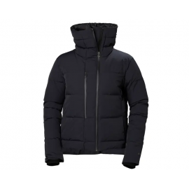 Plumas outdoor Beloved Helly Hansen negro mujer