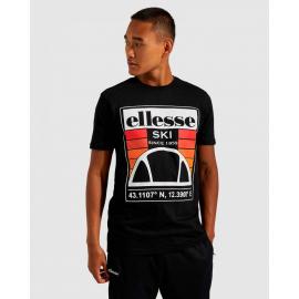Camiseta Ellesse Tero negro hombre