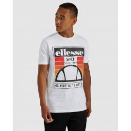 Camiseta Ellesse Tero blanco hombre