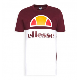 Camiseta Ellesse Arbatax burdeos hombre