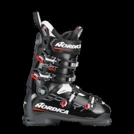 Botas esquí Nordica Sportmachine 120 negro rojo