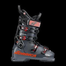 Botas esquí Nordica Pro Machine 110 antracita negro hombre