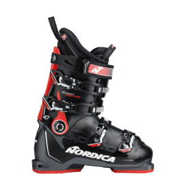 Botas esquí Nordica Speedmachine 110 negro rojo  hombre