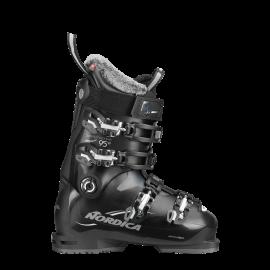 Botas esquí Nordica Sportmachine 95 W negro blanco mujer