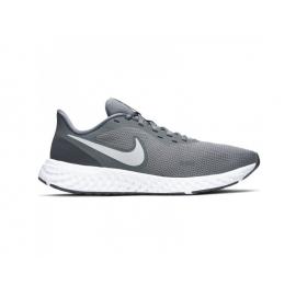 Zapatillas running Nike Revolution 5 gris hombre
