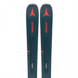 Pack Esquí Atomic Vantage 79 Ti + F 12 Gw azul rojo  unisex