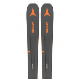 Pack Esquí Atomic Vantage 79 C + M 10  Gw gris naranja