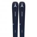 Pack Esquí Atomic Vantage Wmn  77 Ti + M 10  Gw azul mujer