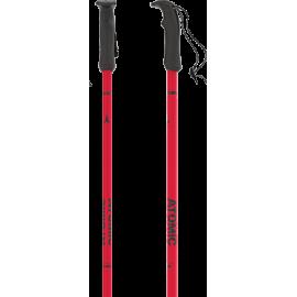 Bastones Esquí Atomic Amt rojo unisex