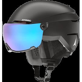 Casco esquí Atomic Savor Visor Stereo negro unisex