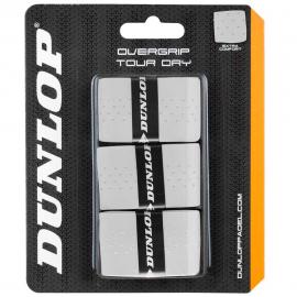 Overgrip Dunlop Tour Dry blanco