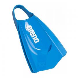 Aletas natación Arena Powefin Pro azul