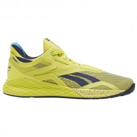 Zapatillas crossfit Reebok Nano X amarillo hombre