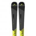 Pack esquí Head V-Shape V8 Sw + Pr 11 Gw unisex