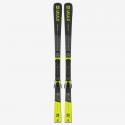 Pack esquís Salomon E S/Max 8 + M10 Gw L80