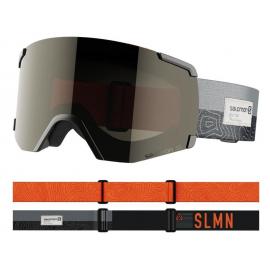 Mascara esquí Salomon S/View negro l unisex