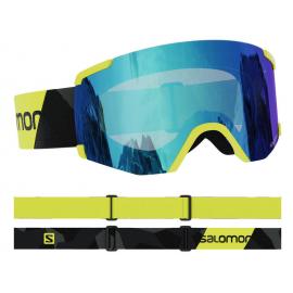 Mascara esquí Salomon S/View neon  unisex