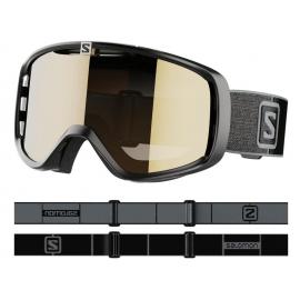 Mascara esquí Salomon Aksium Access negro gris unisex