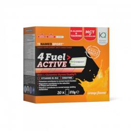 4Fuel NamedSport Active Energia 20 sobres orange