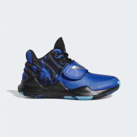 Zapatillas baloncesto adidas Deep Threat azul junior