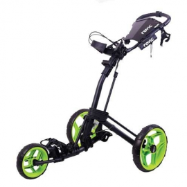 Carro golf Clicgear Rovic RV2L negro/lima