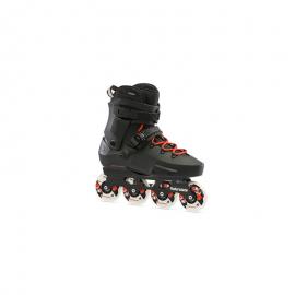 Patines Rollerblade Twister Edge X negro/naranja