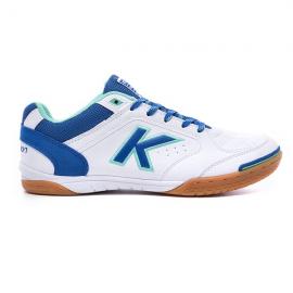 Zapatillas fútbol sala Kelme Precision blanco/royal hombre