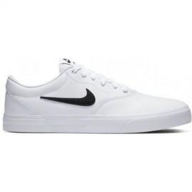 Zapatillas Nike SB Charge PRM blanco/negro hombre