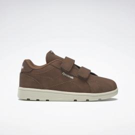 Zapatillas Reebok Royal Comp CLN marrón bebé
