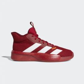 Zapatillas baloncesto adidas Pro Next 2019 rojo hombre