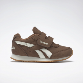 Zapatillas Reebok Royal Classic Jogger 2.0 marrón bebé