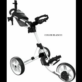 Carro golf Clicgear manual 4.0 blanco