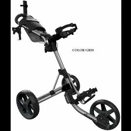Carro golf Clicgear manual 4.0 gris