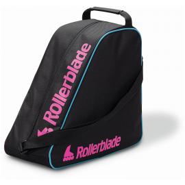Mochila patines Rollerblade Skate Classic negro/rosa