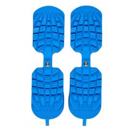 Suela protectora Sidas Ski Boot Traction azul