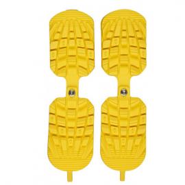 Suela protectora Sidas Ski Boot Traction amarillo