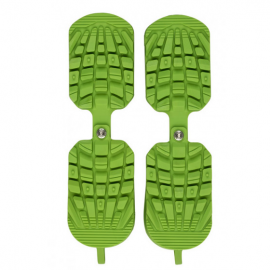 Suela protectora Sidas Ski Boot Traction verde