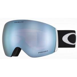 Mascara esquí Oakley Flight Deck L negro mate prizm sapphire