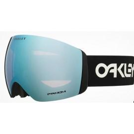 Mascara esquí Oakley Flight Deck L negro prizm sapphire