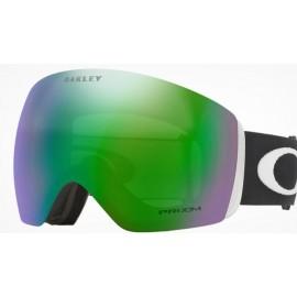 Mascara esquí Oakley Flight Deck L negro mate prizm jade