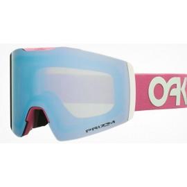 Mascara esquí Oakley Fall Line M rubine  prizm snow iridium