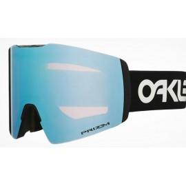 Mascara esquí Oakley Fall Line M negro prizm snow sapphire