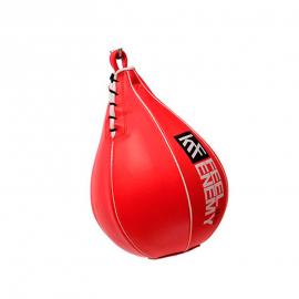 Saco Krf Punching Inflable rojo