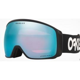 Mascara esquí Oakley Flight Tracker L negro prizm sapphire