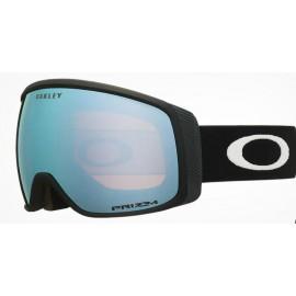 Mascara esquí Oakley Flight Tracker M  negro mate sapphire