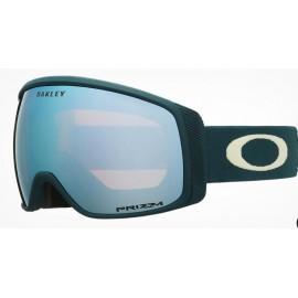 Mascara esquí Oakley Flight Tracker M  negro prizm sapphire